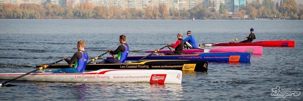 Leo Coastal - Home of the C1X and C2X - Leo Coastal Rowing